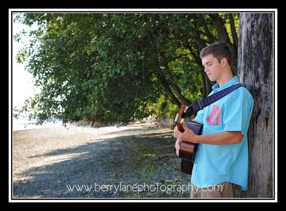 Tacoma senior photographer Connor NS